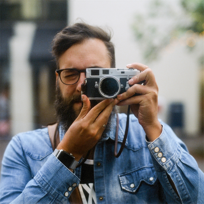 ARC Podcast S3E4: How To Be Fully Intentional In Your Photography w/ Benj Haisch